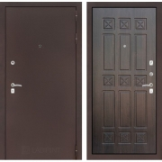 Входная дверь Лабиринт Классик 16 (Антик медный / Алмон 28)