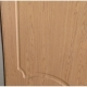Входная металлическая дверь Лекс 5А Цезарь Дуб натуральный (панель №15)