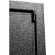 Входная металлическая дверь Армада 3 (Чёрный крокодил / Дуб натуральный)