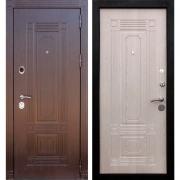 Входная дверь Кондор Мадрид (Венге / Беленый Дуб)