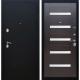 Входная металлическая дверь Армада 5А СБ-14 (Черный муар / Венге)