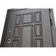 Входная дверь Лабиринт Нью-Йорк 10 (Венге / Дуб филадельфия графит)