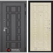 Входная дверь Лабиринт Нью-Йорк 12 (Венге / Дуб беленый)