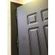 Входная металлическая дверь Лекс 8 Сенатор Сицилио Ясень кремовый (панель №48)