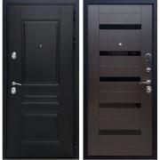 Входная металлическая дверь Армада Премиум Н СБ-14 (Венге / Венге)