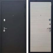 Входная антивандальная дверь (в квартиру) New Line М-5 Акация светлая поперечная