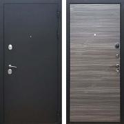 Входная антивандальная дверь (в квартиру) New Line М-5 Сандал серый горизонт