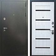 Железная дверь (в квартиру или дом) New Line Титан Сандал белый