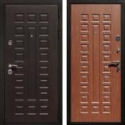 Металлическая дверь (в квартиру) New Line Премиум 3 Орех