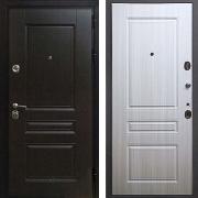 Стальная дверь (в квартиру) New Line Премиум Н Сандал Белый