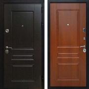 Стальная дверь (в квартиру) New Line Премиум Н Итальянский Орех