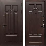 Входная дверь (в квартиру) New Line Эврика Венге