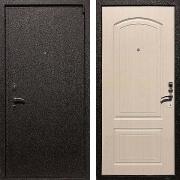 Входная дверь (в квартиру) New Line Премиум 6 Беленый дуб (Гардиан 25.14)