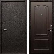 Входная дверь (в квартиру) New Line Премиум 6 Венге (Гардиан 25.14)