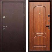 Взломостойкая входная дверь (в квартиру или дом) New Line Премиум 61 4мм металл