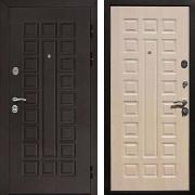Взломостойкая железная дверь (в квартиру) New Line Сенатор Беленый дуб