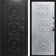 Шумоизоляционная металлическая дверь New Line М-10