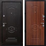Входная металлическая дверь (в квартиру) New Line Grand Орех