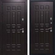 Шумоизоляционная дверь (в квартиру) New Line М-8 Венге