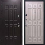 Шумоизоляционная дверь (в квартиру) New Line М-8 Беленый дуб