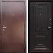 Входная дверь (в квартиру) New Line M-1 Венге