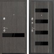 Стальная дверь (в квартиру) New Line Премьер Z-1 Волкан Оак