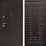 Входная дверь (в квартиру) New Line Гладиатор CISA Венге