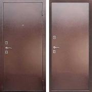 Металлическая дверь ДМ - Металл/Металл