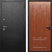 Входная металлическая дверь (в квартиру) New Line Верона 6 Орех
