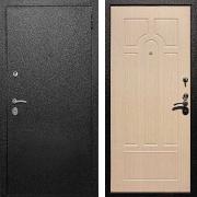 Входная металлическая дверь (в квартиру) New Line Верона 6 Беленый Дуб