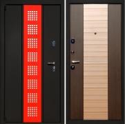 Дверь Юг Персона 2 Black Red