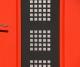 Дверь Юг Персона 3 Red Black