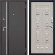 Уличная утепленная дверь с терморазрывом (частный дом) New Line А-341