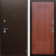 Антивандальная металлическая дверь (в квартиру или дом) New Line А-306