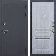 Уличная входная дверь с терморазрывом (частный дом) New Line А-339