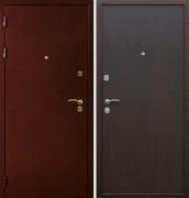 Дверь АСД Стандарт Венге