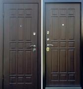 Дверь Техно 3 Дуб Моренный
