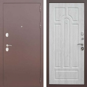 Звукоизолирующая металлическая дверь (в квартиру или дом) New Line S-321