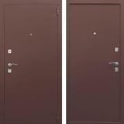 Металлическая дверь (техническая) New Line S-207 Металл/Металл
