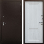 Металлическая дверь с терморазрывом (в частный дом) New Line S-340