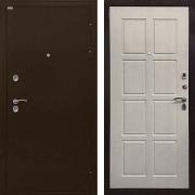Уличная металлическая дверь (в дом с терморазрывом) New Line R-347